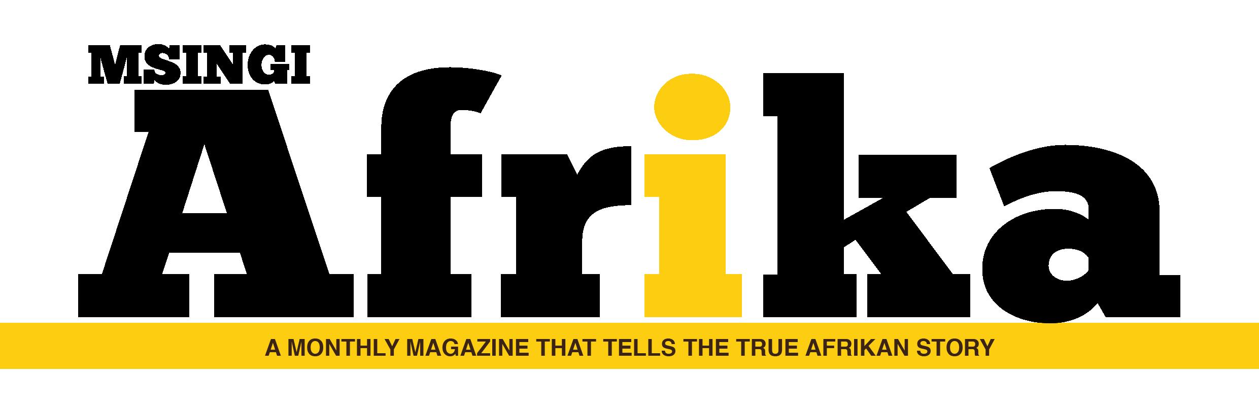 Msingi Afrika Magazine